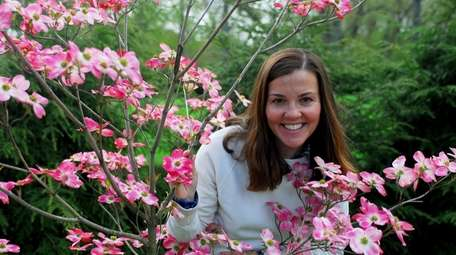 Maura Brush, director of horticulture at Old Westbury