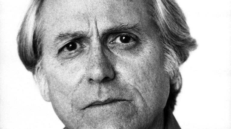 Don DeLillo, author of