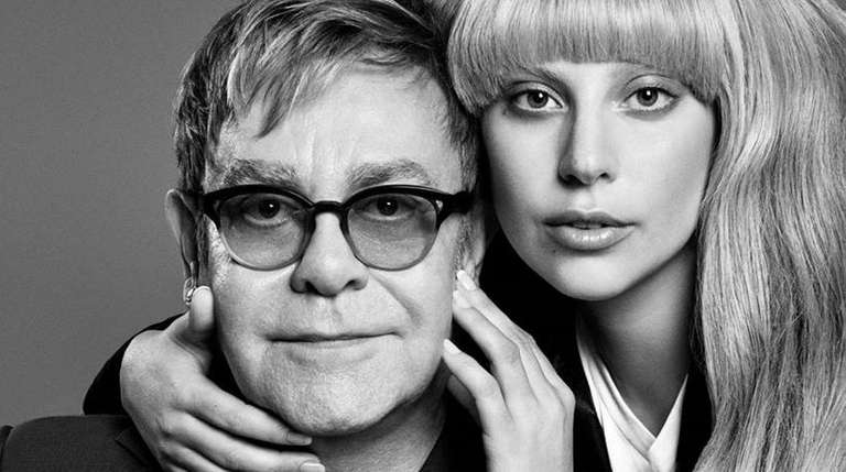 Elton John and Lady Gaga have teamed up