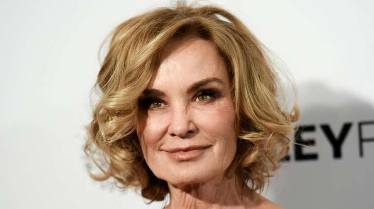 Jessica Lange stars as Joan Crawford in