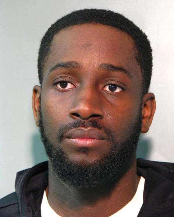 Troy Gibbons-Blair, 31, of Jamaica, Queens, was arrested