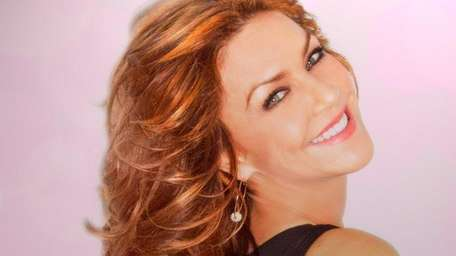 Andrea McArdle stars as Reno Sweeney in Cole