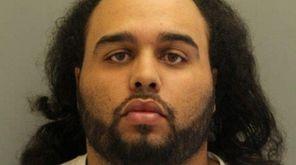 Earl Larkin of Amityville was arrested on drug