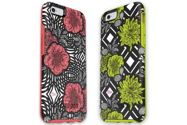 OtterBox Symmetry Series phone cases designed by