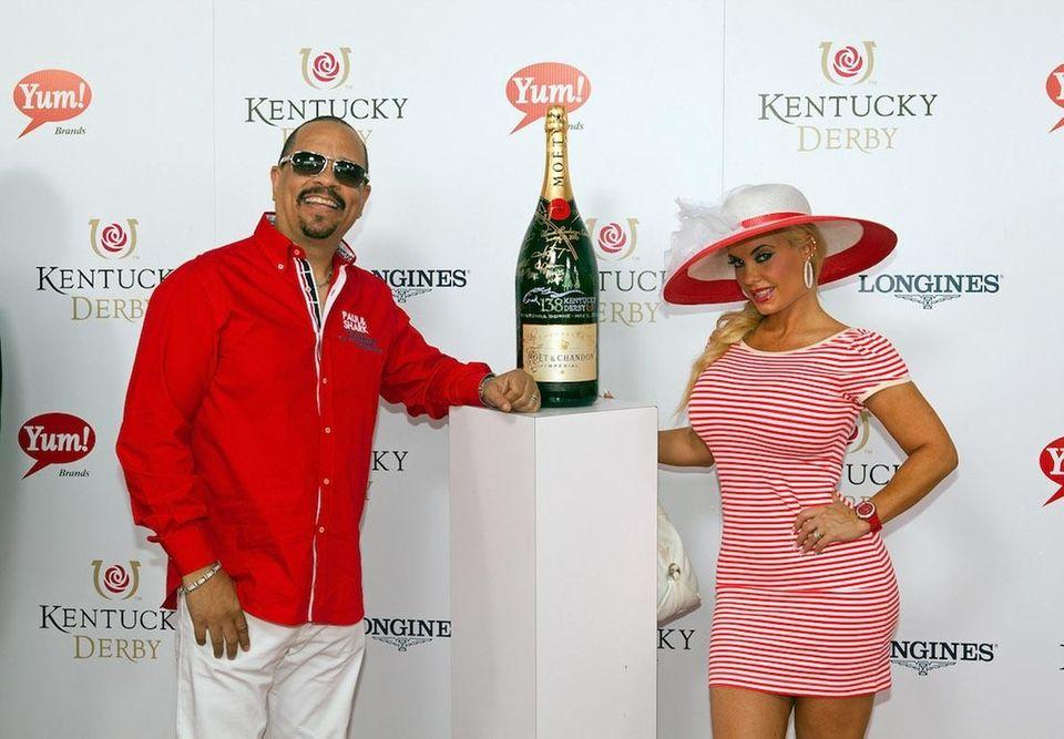 Ice-T and Nicole
