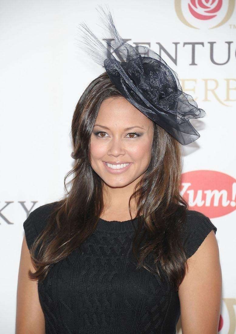 Vanessa Lachey attends the 137th running of the