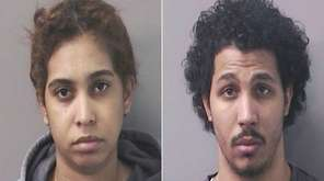 Jasmine Hylton, 29, and an accomplice, Kevin Peterkin,