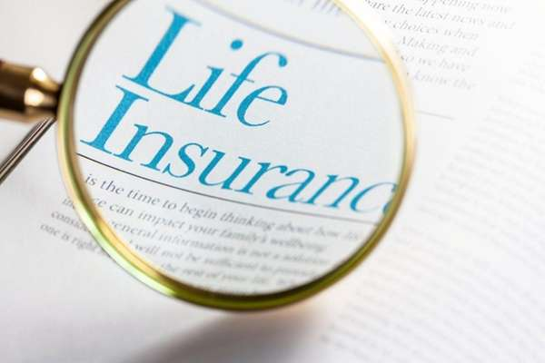 Buying term life insurance, depending on your health