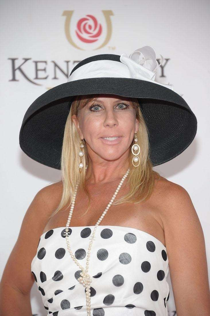 TV personality Vicki Gunvalson attends the 137th running