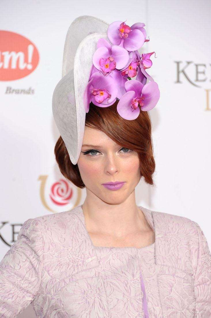Coco Rocha attends the 139th running of the