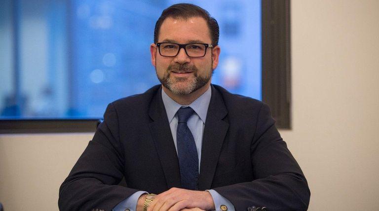 NIFA chairman Adam Barsky, March 1, 2016.