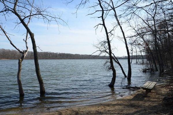 Hempstead Lake State Park in West Hempstead is