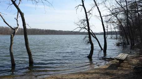 Hempstead Lake State Park in West Hempstead is