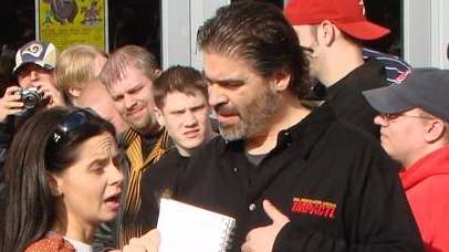 Vince Russo became head writer for WWE and