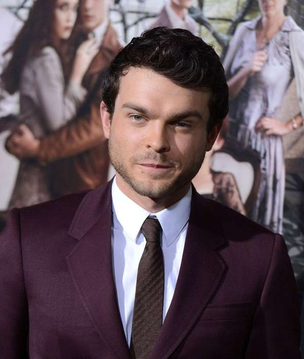 Alden Ehrenreich attends the premiere of his 2013