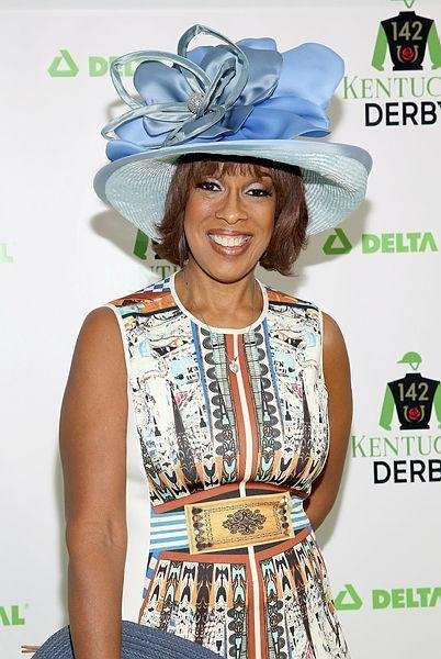 Gayle King attends the Delta Dental Celebrity Green