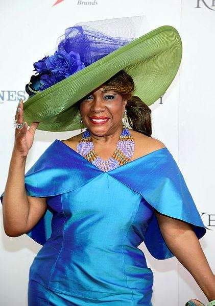 Mary Wilson of The Supremes attends the 142nd