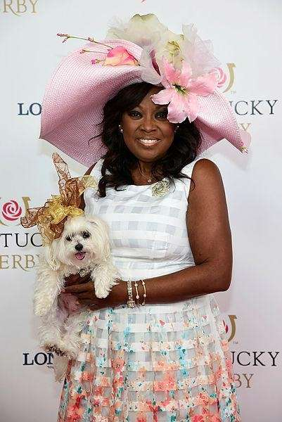 TV personality Star Jones attends the 142nd Kentucky