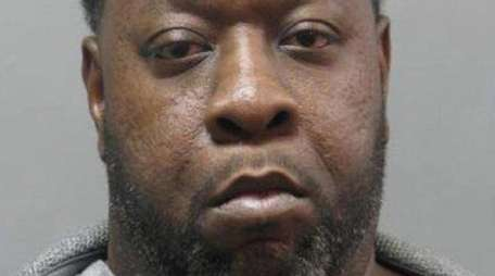 Terence M. Murdock, 40, of Brooklyn, was arrested