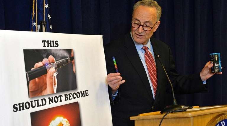 Senior United States New York Senator Chuck Schumer