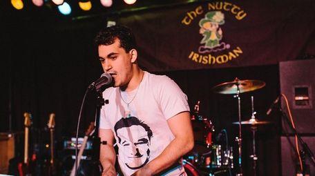 Joe Boccia, a vocalist and keyboardist from Garden