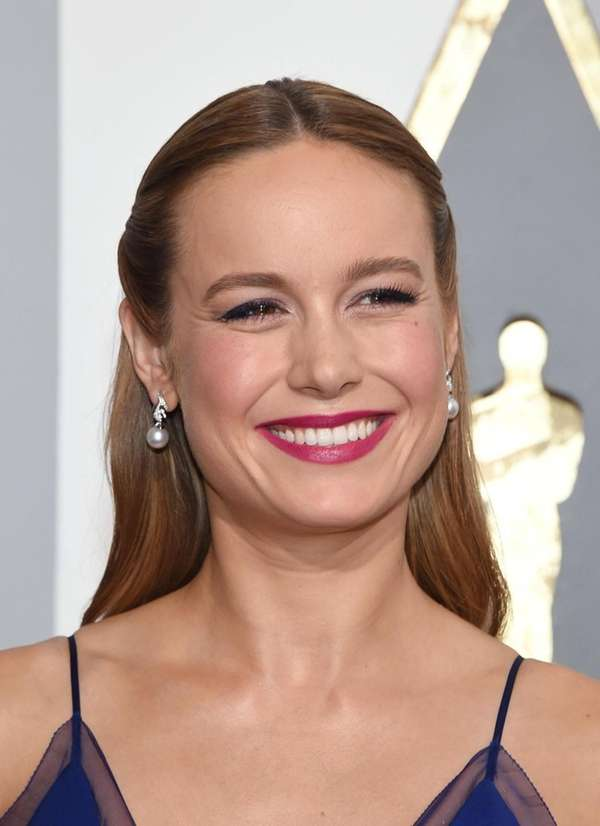 Actress Brie Larson attends the 88th Annual Academy