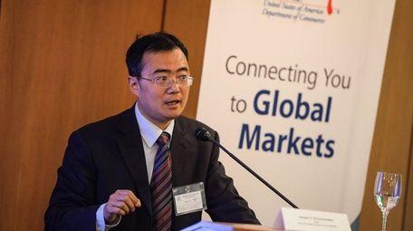 Dr. Tao Meng, Professor and Associate Dean at