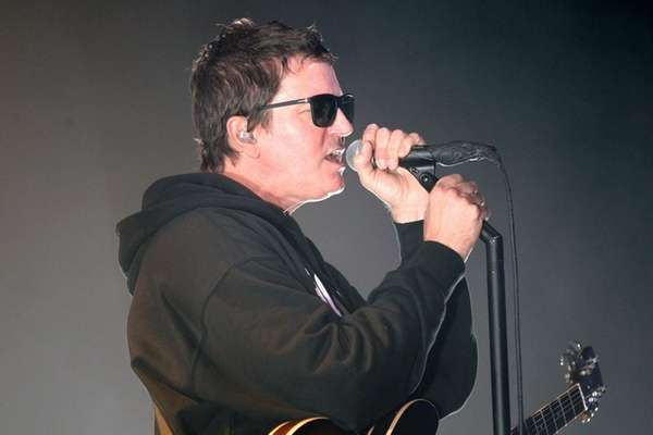 Stephan Jenkins and his Third Eye Blind bandmates