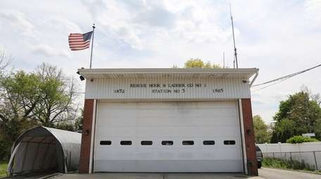 The Roslyn Rescue Hook and Ladder Company