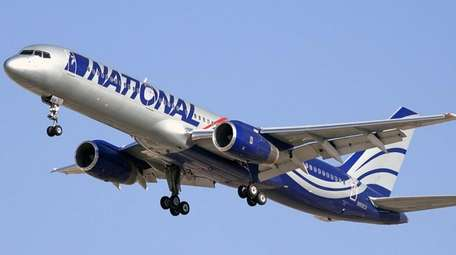 National Airlines had announced it would launch service