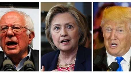Primary races Tuesday, May 10, 2016, pit Vermont
