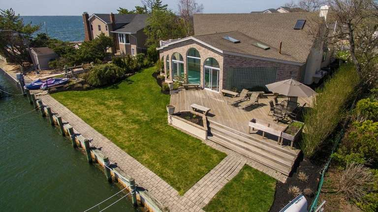 If you want a house with deeded dock