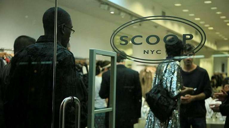 A Scoop NYC store on Third Avenue in