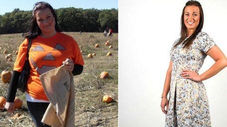 Jackie Rowan of Bayport is pictured in October