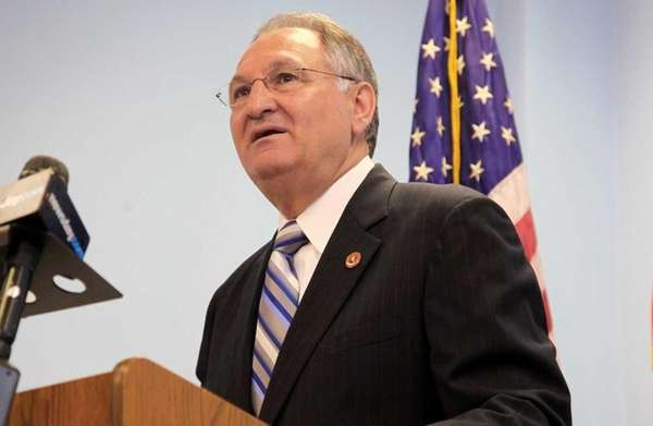 Political insiders say Nassau Comptroller George Maragos, a