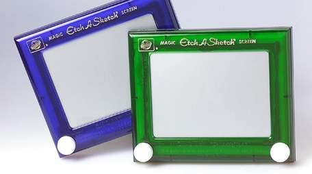 Etch A Sketch used to be just
