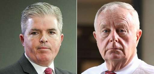 Republican lawmakers are calling for Suffolk County Executive