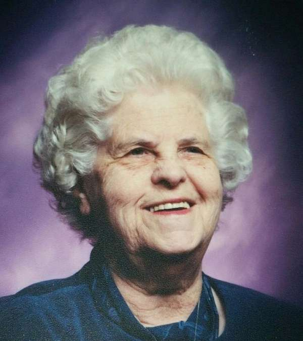 Carolyn Grimmer Lindley, who died April 21, 2016,