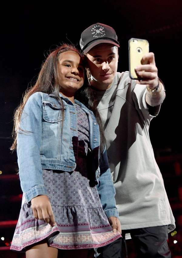 Don't expect Justin Bieber to take anymore selfies