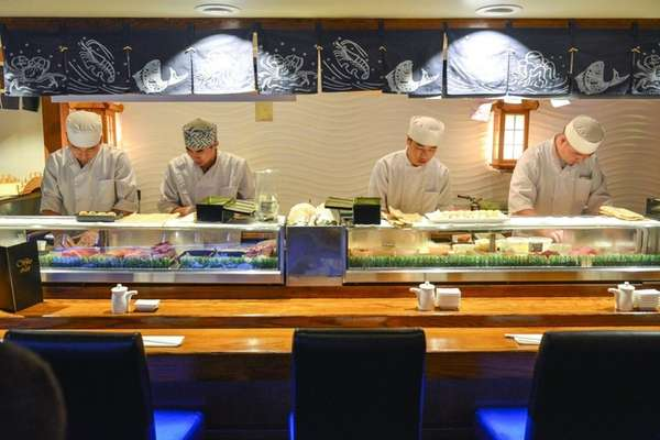 Seven things you're probably doing wrong at sushi
