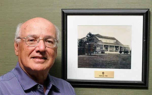 Frank DiMartino, a member of Garden City Country