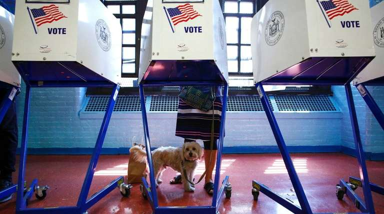 Issues raised after New York's primary on April