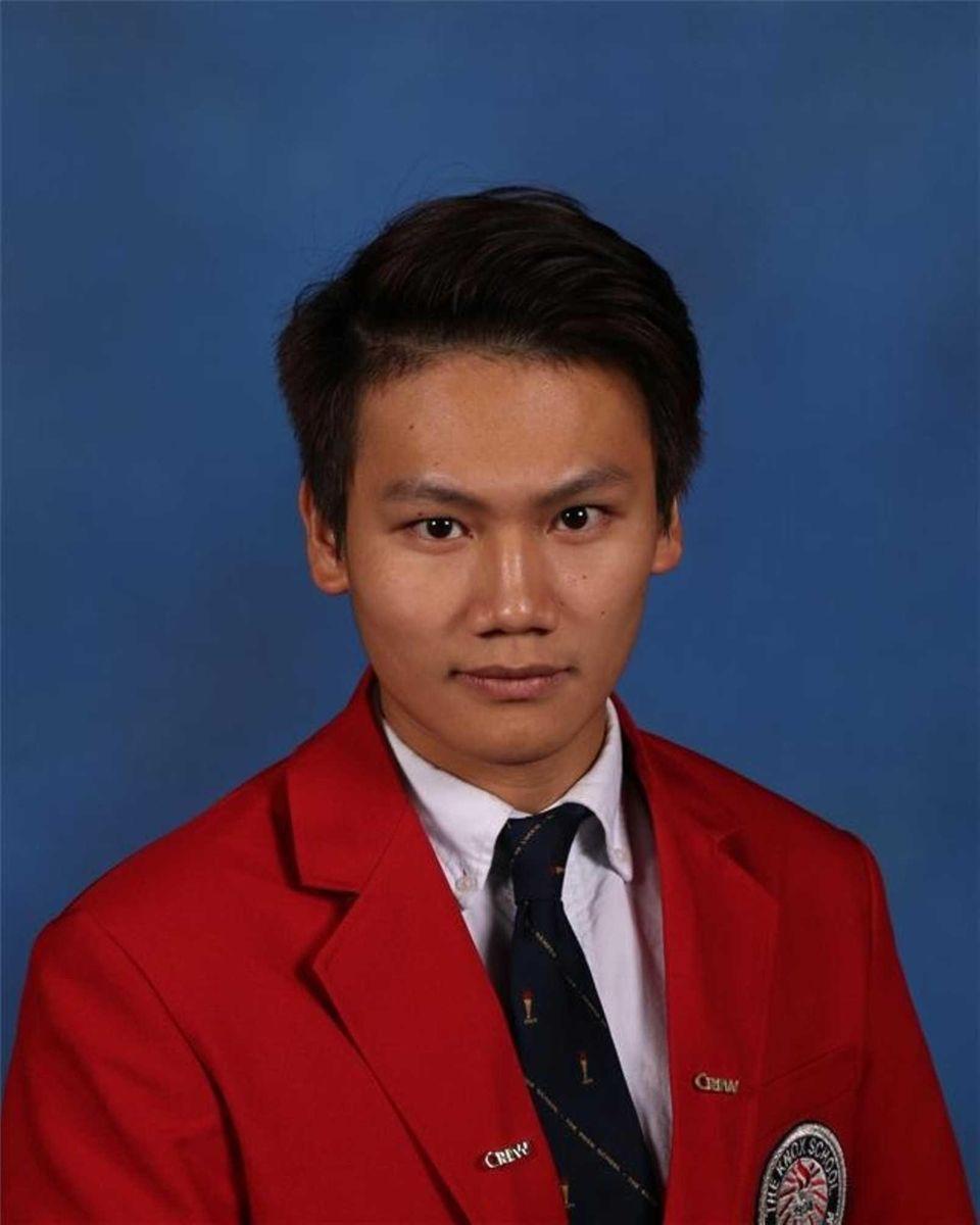 ALEXANDER WANG, KNOX SCHOOL Hometown: Guangdong Province, China
