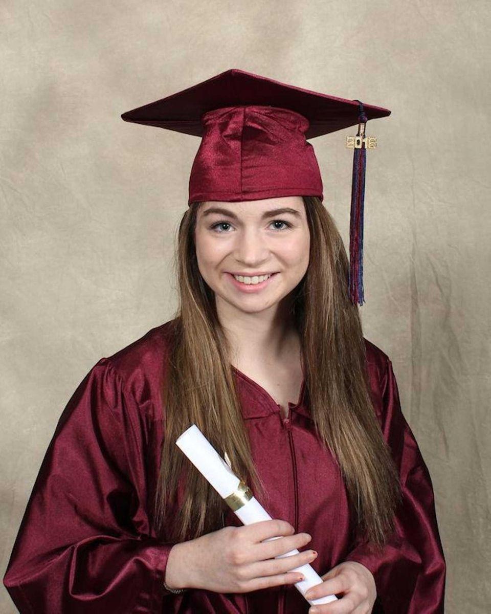 MARIA CAMPANELLI, OUR SAVIOR NEW AMERICAN SCHOOL Hometown: