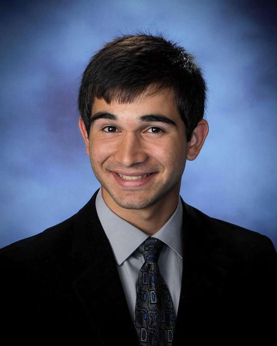 NICHOLAS TICALI, PLAINEDGE HIGH SCHOOL Hometown: North Massapequa