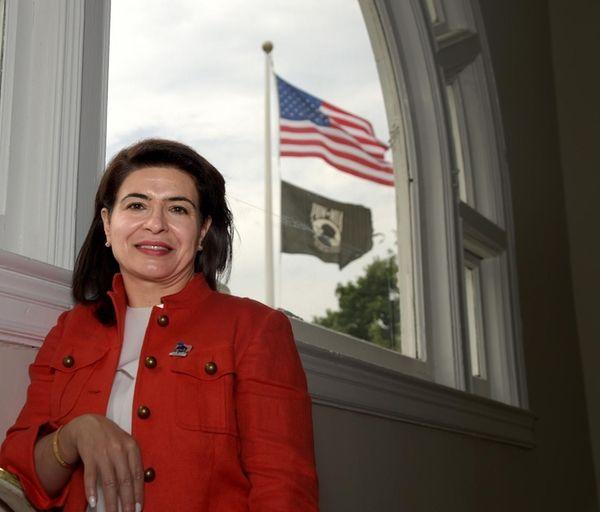 On Thursday, EMILY'S List endorsed Anna Kaplan in