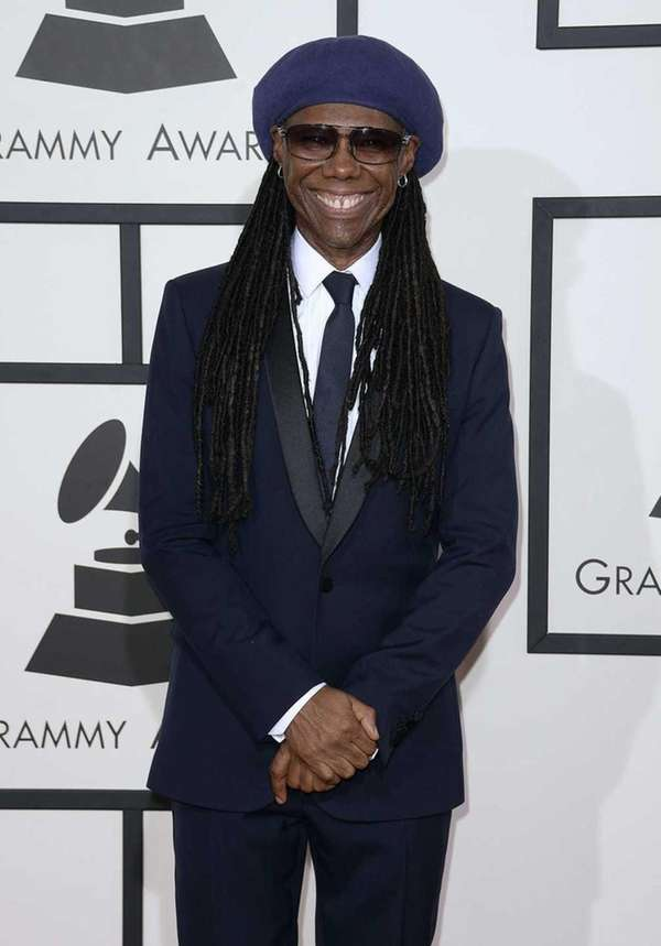 Nile Rodgers' FOLD Festival will feature some Long