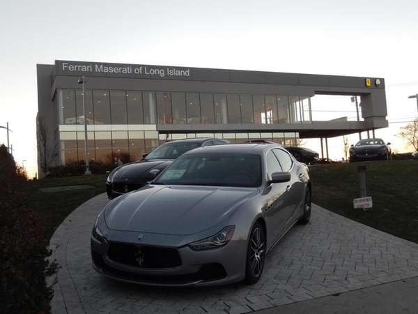 Ferrari Maserati of Long Island located in Plainview
