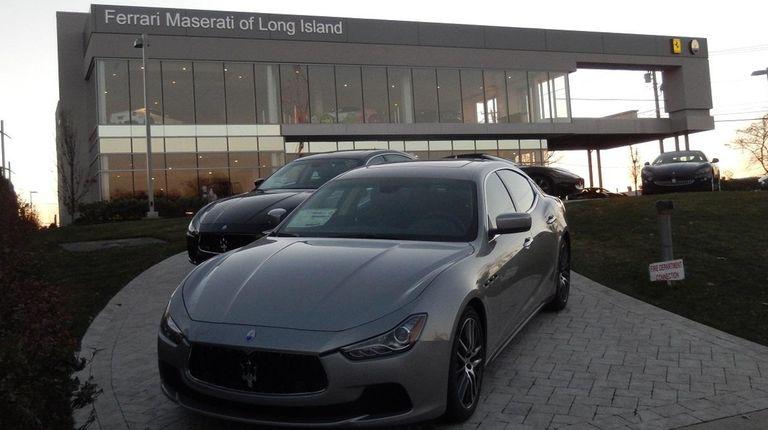 Ferrari Maserati Of Long Island Located In Plainview