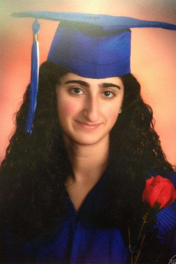 SEPIDEH VASSEGHI, DIVISION AVE HIGH SCHOOL Hometown: Levittown